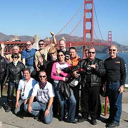 Motorcycle Tour Best Of West