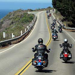 Motorcycle Tour Highway 1